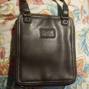 1/4  RELIC Crossbody Messenger Bag